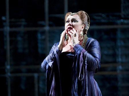 Aida at Covent Garden. Photo Bill Cooper/The Royal