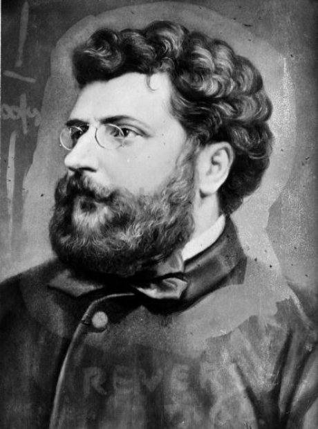 Composer Bizet