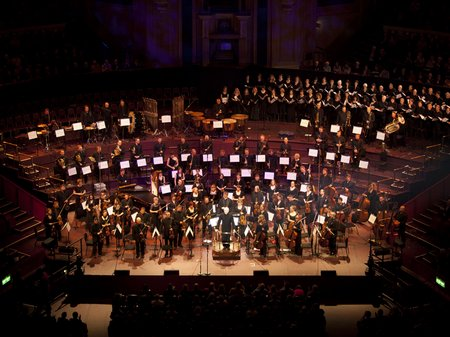 Classic FM live March 2011