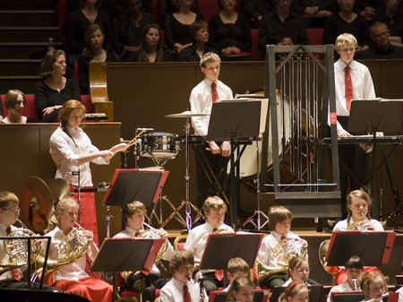 The NCO at Bristol Colston Hall