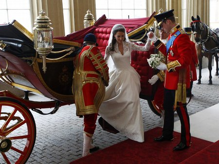 Royal Wedding Day