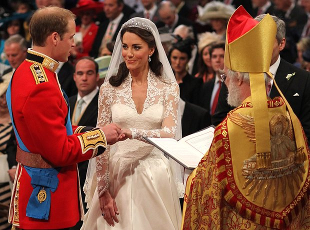 Prince William and Catherine Middleton Royal Wedding