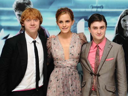 harry potter premieres