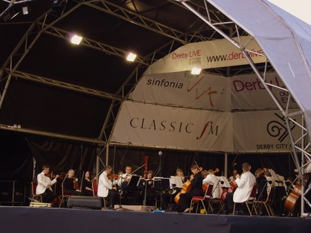 Classic FM At Darley Park - Gallery 1