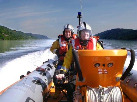 RNLI Loch Ness