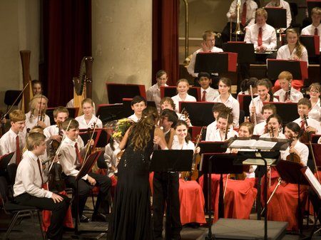 The NCO with Nicola Benedetti
