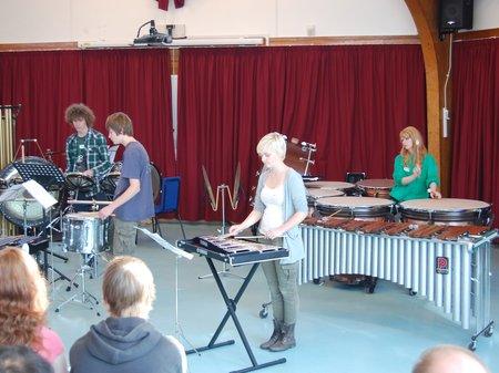 East Riding Senior Percussion Ensemble
