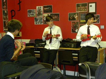 GCS Ukulele Ensemble