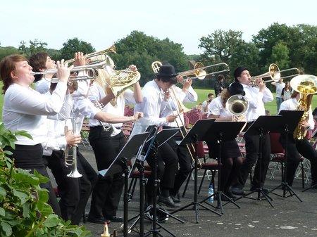 The Schools Prom - Big Phat Brass