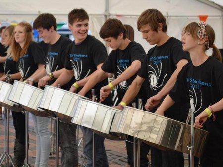 The Schools Prom - TLA Senior Steelband