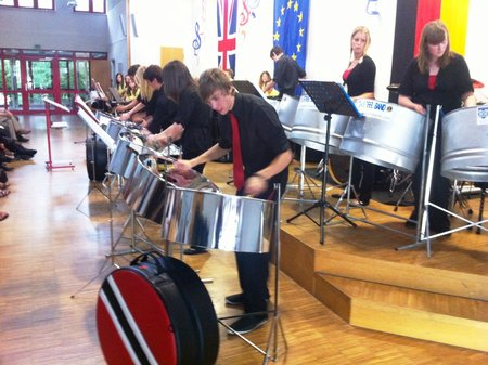 The Schools Prom - TLA Senior Steelband