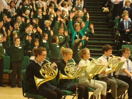 Wiltshire Massed Ensemble