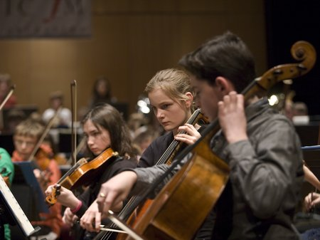 National Children's Orchestra Under 13s Orchestra