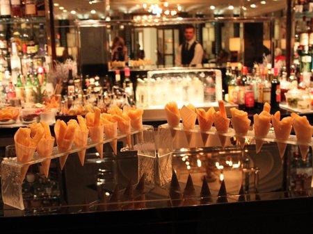 Bassoon bar london
