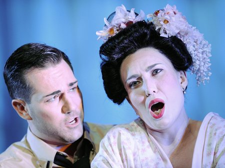 Romantic Operas - Madam butterfly