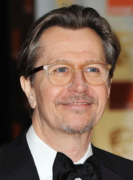 Gary Oldman at the BAFTAs