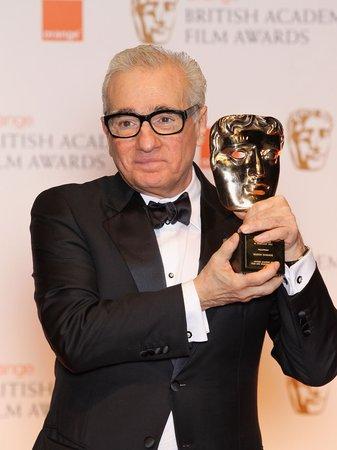 Martin Scorsese BAFTA