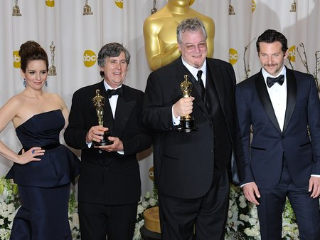 The Oscars Academy Awards 2012
