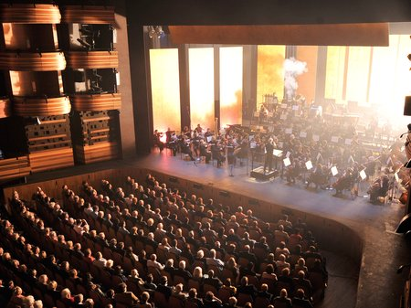 Classic FM Live Wales Performances