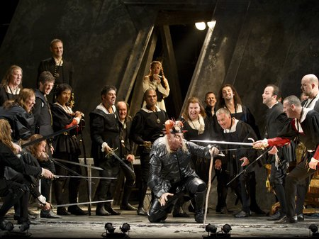 Rigoletto At The Royal Albert Hal