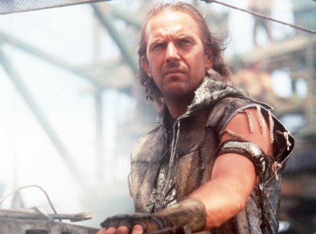 Waterworld Film Still