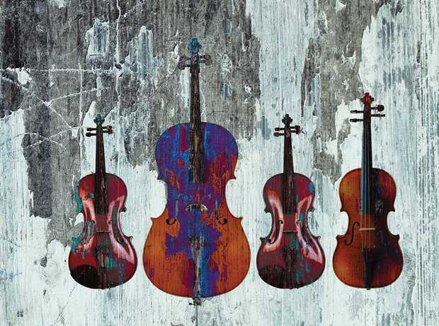 Beethoven string quartets 2