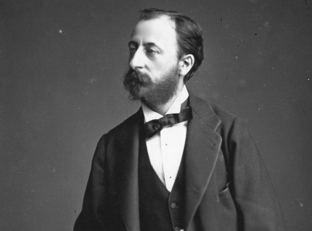 Camille Saint-Saëns composer
