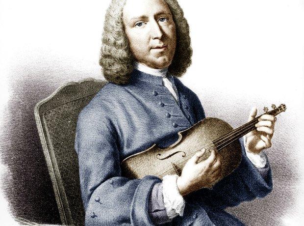 Jean Philippe Rameau composer