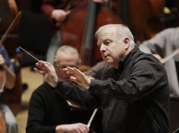 Leonard Slatkin conductor