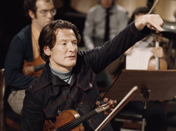Neville Marriner violinist conductor