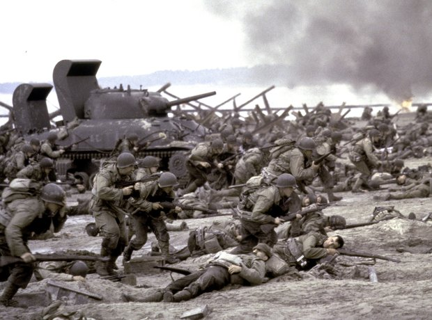 Saving Private Ryan D-Day