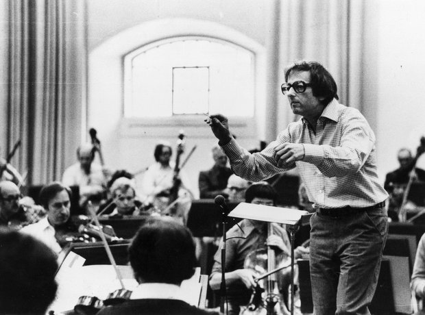 Andre Previn conductor Andrew Preview