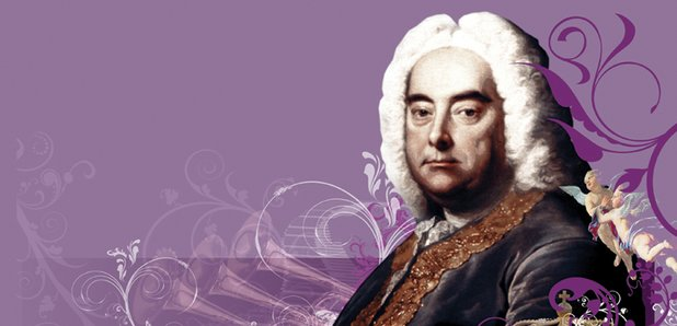 the life and early career of george friederich handel