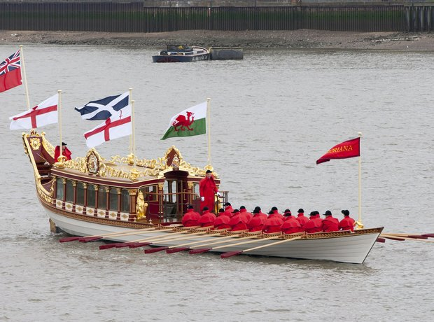 Royal Barge Gloriana