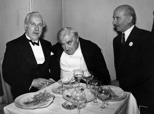 Sir Arthur Bliss and Vaughn Williams