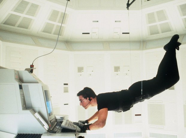 Mission Impossible Tom Cruise Danny Elfman Brian De Palma