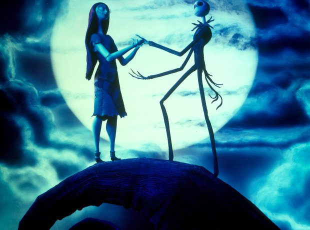 Nightmare before Christmas Elfman Burton Selick Jack Skellington