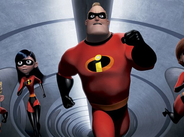 The Incredibles Michael Giacchino Pixar