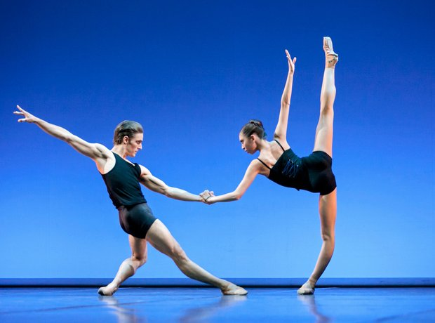Helsinki International Ballet Competition Alys She