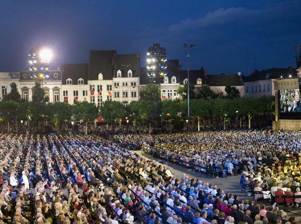 Andre Rieus Maastricht Concert 2012
