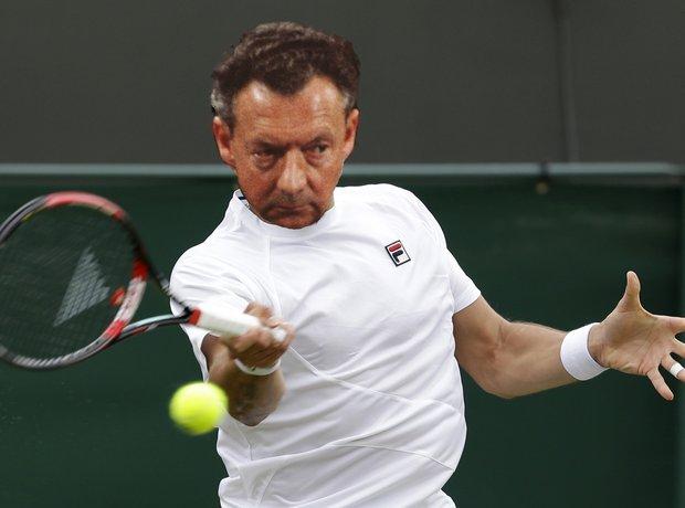 Benjamin Britten Tennis