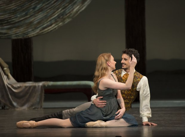 Far From The Madding Crowd Birmingham Royal Ballet