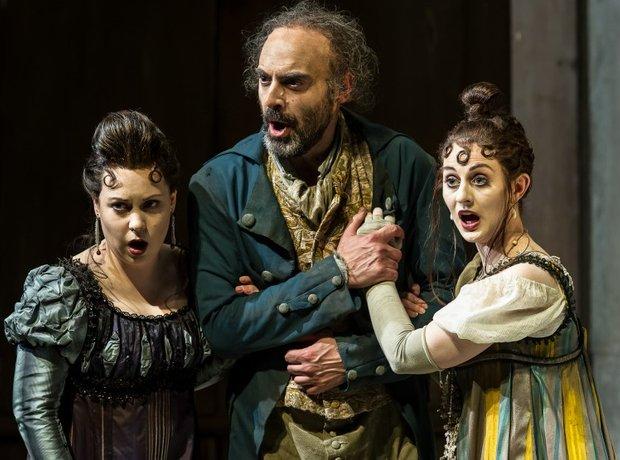 Rossini's La Cenerentola - Glyndebourne 2012: the highlights so ...