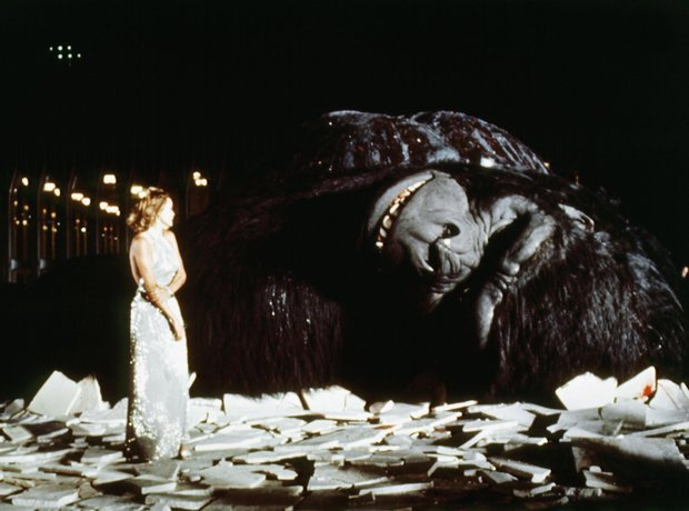 John Barry King Kong