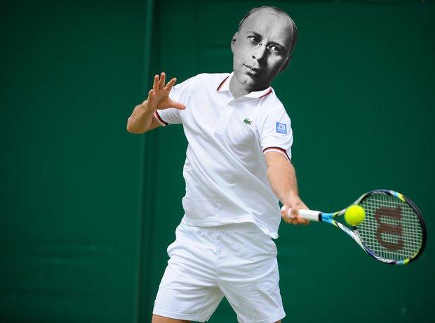 Prokofiev tennis