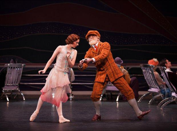 The Grand Tour Birmingham Royal Ballet