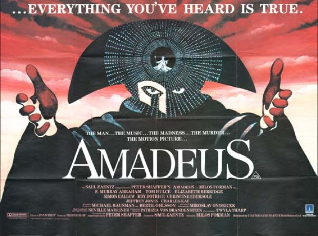 Milos Forman Amadeus