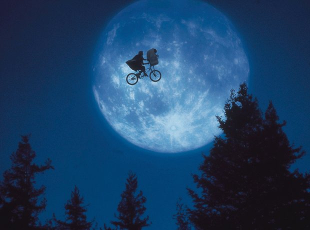 Spielberg Williams E.T.