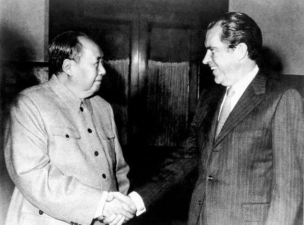 Nixon in China, Chairman Mao