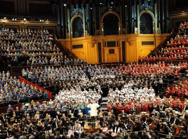 Full choir